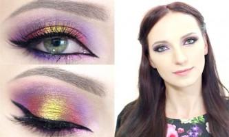 Акцент на очі: чарівний арабський макіяж