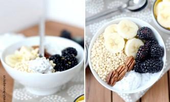Білкові сніданки: 5 рецептів смачних і корисних сніданків до 300 калорій