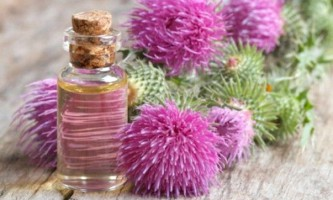 Реп`яхову олію - подарунок для шкіри