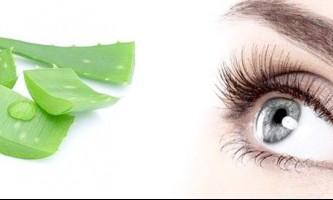 Чудові властивості алое від зморшок навколо очей