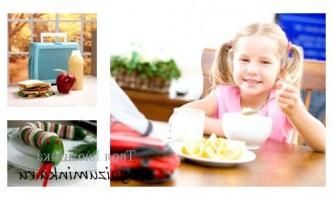Дев`ять варіантів корисного сніданку для школяра