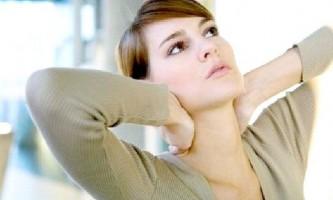 Якщо шия втомилася - полегшує гімнастика на робочому місці