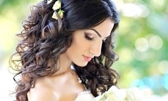 Фотографії кращих весільних зачісок з довгим волоссям