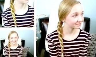 Ідеї   зачісок для несвіжих волосся