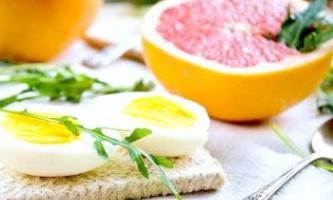 Яєчна дієта «маггі»: спосіб дуже швидко скинути вагу
