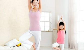 Йога для дітей: комплекс вправ