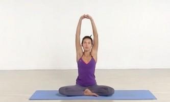 Йога для спини: домашній комплекс