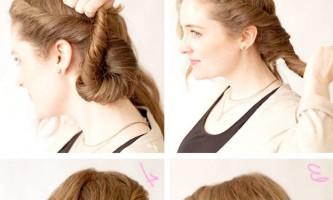 Як красиво зібрати волосся на кожен день