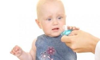 Як відучити дитину від соски (пустушки)