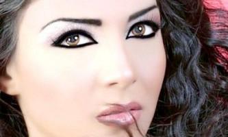Як створити макіяж для брюнеток з різним кольором очей