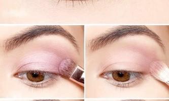 Макіяж для карих очей: фото-уроки покроково