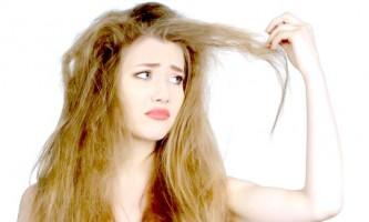 Маска за непослух, або як зробити волосся більш жорсткими?