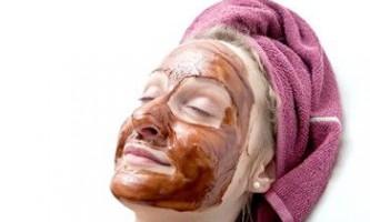 Маски для обличчя з какао