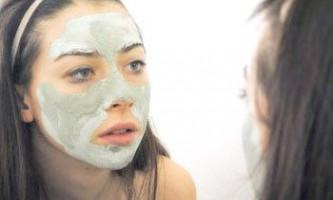 Маски з глини для обличчя, домашні рецепти з зеленого, блакитного, білою глиною