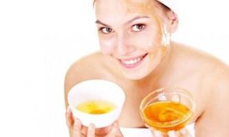 Маски з меду для обличчя і шиї, для будь-якого типу шкіри