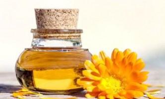 Масло календули - застосування в домашніх умовах