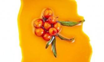 Масло обліпихи - золото для вій