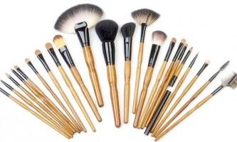 Призначення кистей для макіяжу та правильний догляд за ними