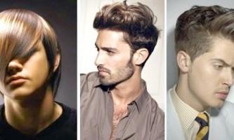 Огляд модних чоловічих зачісок