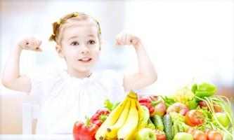 Особливості харчування дитини після року і зразкове меню