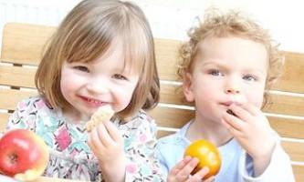 Особливості харчування дитини в 3 роки