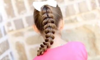 Плетіння коси: просто, красиво і незвично