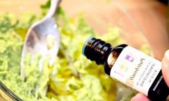Застосування ефірного масла пачулі для шкіри обличчя