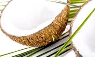 Застосування кокосового масла для здоров`я волосся