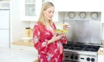 Збалансоване харчування під час вагітності