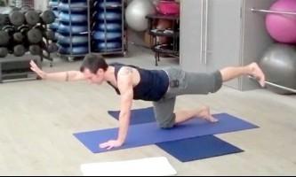 Силова йога для схуднення