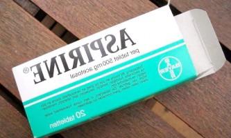 Приховані властивості аспірину: лікування лупи ацетилсаліциловою кислотою