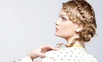 Створення зачісок з плетінням
