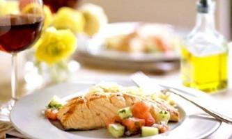 Середземноморська дієта для схуднення. Меню середземноморської дієти.