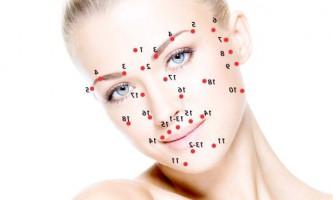 Тонізуючий масаж обличчя по точкам шиацу - ефективний спосіб зберегти молодість шкіри