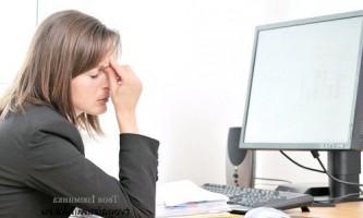 Втома очей - причини, симптоми, профілактика