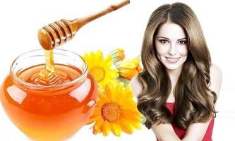 У чому позьза меду для волосся, відповідаємо на питання