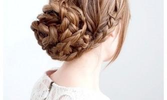 Варіанти зачісок для густих довгого волосся